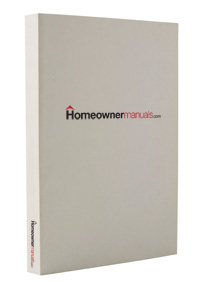 Printed Homeowner Manuals